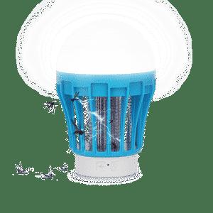 קטלן נטען משולב תאורה עוצמתית