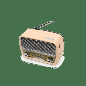 רמקול בלוטוס רטרו קטן